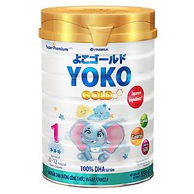 SỮA BỘT GOLD YOKO 1 VINAMILK 850G ̣̣DÀNH CHO BÉ TỪ 0 - 1 Tuổi