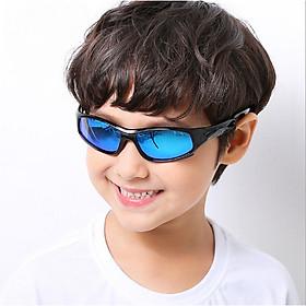 Mắt kính trẻ em cao cấp CHỐNG GÃY + CHỐNG UV 400 dành cho bé trai bé gái MK05