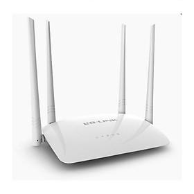 Bộ phát sóng wifi 4 râu cực mạnh LB-LINK BL-WR450H - Hàng chính hãng