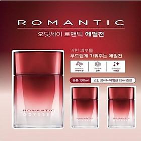 AMORE Odyssey Romantic Emulsion 130ml + Skin 25ml + Emulsion 25ml
