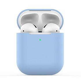 Vỏ Hộp Bảo Vệ Tai Nghe Airpod Case Silicon - Nhiều Màu