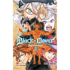 Black Clover - Tập 8: Tuyệt Vọng Và Hi Vọng (Tặng Postcard)