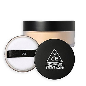 Phấn Phủ Dạng Bột 3CE Natural Finish Loose Powder 20g