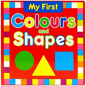 Early Learning Board: My First Colours & Shapes