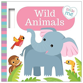 Little Me Buggy Boards: Wild Animals