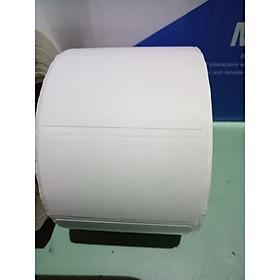 Set 10 cuộn giấy in tem mã vạch 60*40mm