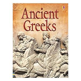 Usborne Beginners: Ancient Greeks