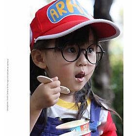 Kính xinh, Gọng Kính cận, Kính giả cận cho bé Mắt tròn xoe ngố Nobita + tặng tuavit Kính Xinh mini