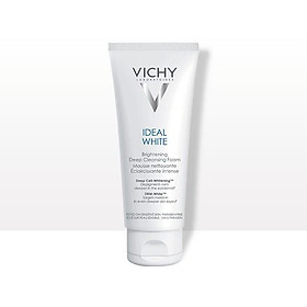 Vichy Sữa Rửa Mặt Tạo Bọt Dưỡng Trắng Da Ideal White Brightening Deep Cleansing Foam 100ml