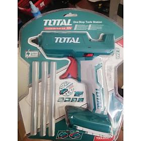 Súng bắn keo dùng pin Lithium Total TGGLI2001