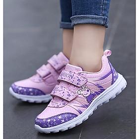 Giày thể thao bé gái hình Heo Peppa dễ thương TTV36