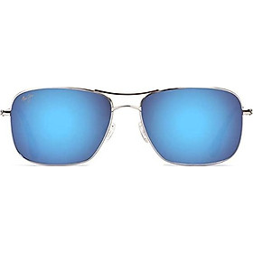Maui Jim Sunglasses | Wiki Wiki 246 | Aviator Frame, with Patented PolarizedPlus2 Lens Technology