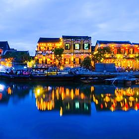 Tour 4N3Đ Đà Nẵng - Hội An - Cù Lao Chàm - Bà Nà - City Tour, KH Hàng Ngày Từ Đà Nẵng