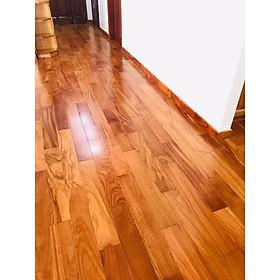Sàn gỗ tự nhiên GÕ ĐỎ 15x90x900