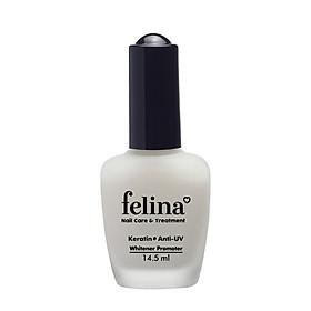 Sơn dưỡng trắng móng Felina_CD002