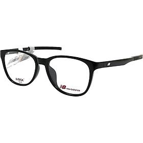 Gọng kính nam, gọng kính unisex, gọng kính chính hãng NEW BALANCE NB09054 C01 (53) chất liệu nhựa cao cấp chính hãng