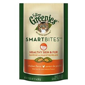 Hình đại diện sản phẩm Bánh Thưởng Greenies Dưỡng Da Và Lông (60g)