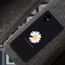 Ốp điện thoại dành cho máy Samsung Galaxy A51 - Hoa cúc G MS ADFTU008