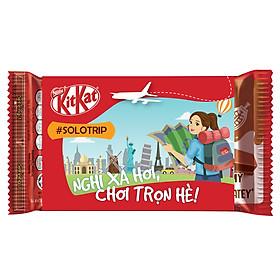 Bánh Chocolate KitKat 4F Thanh 34g - Phiên Bản #trip (Giao Ngẫu Nhiên)