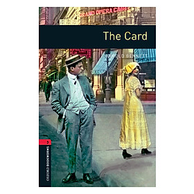 Oxford Bookworms Library (3 Ed.) 3: The Card