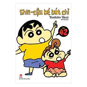 Shin - Cậu Bé Bút Chì - Tập 42 (Tái Bản 2019)