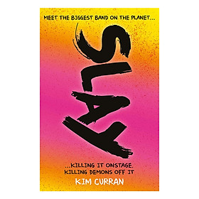 Usborne Middle Grade Fiction: Slap (Spring 2018)