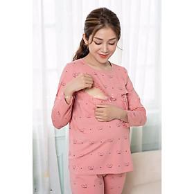 Quần áo sau sinh có chỗ cho bé ty, bộ bầu và sau sinh