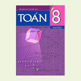 Toán 8 Song ngữ Việt - Anh: Tập 2