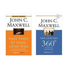 Combo Sách Kĩ Năng Kinh Doanh: Nhà Lãnh Đạo 360 + Phát Triển Kỹ Năng Lãnh Đạo