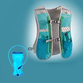 Balo vest nước chạy bộ Rimix RM2206 tặng kèm túi nước 2 Lít