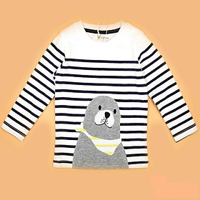 Hình đại diện sản phẩm Áo Thun Bé Trai Kidzme T-Shirt Sea Dog