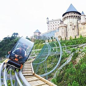 Tour Ngũ Hành Sơn - Hội An - Bà Nà Hills 3N2Đ (khách sạn 3 sao)