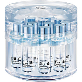 Su:m Water-full deep effect ampoule 5x12