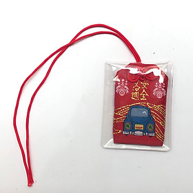 Túi gấm Omamori an toàn giao thông