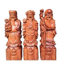 tam đa gỗ Hương cao 60cm