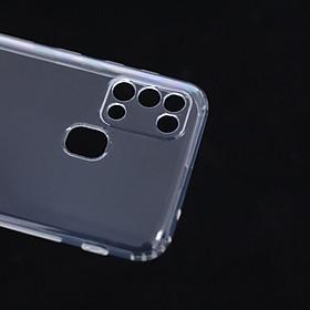 Ốp lưng Tpu Chống Sốc Trong Suốt Viền Chống Trơn Thế Hệ Mới Dành Cho Samsung Galaxy M31- Handtown- Hàng Chính Hãng