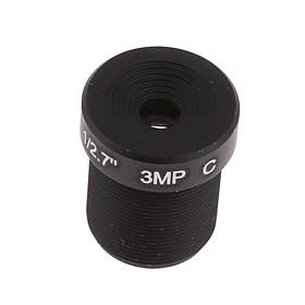 1/2. 7 ''HD 3MP 8mm Góc 40 Độ HỒNG NGOẠI Ban Ống Kính CAMERA QUAN SÁT M12 cho Camera IP An Ninh