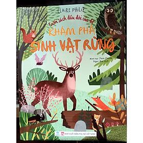 Cuốn sách đầu đời của bé - Khám phá sinh vật rừng