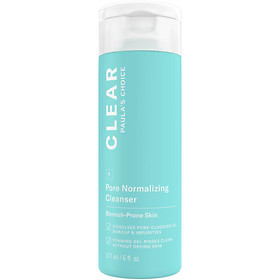CLEAR PORE NORMALIZING CLEANSER PAULA'S CHOICE 117ml mẫu mới