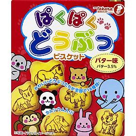 Bánh quy hình thú Takara - Animal Biscuit (50g)