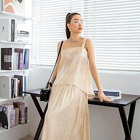 LADY ME by Eva de Eva Áo hai dây 21SOTO026B