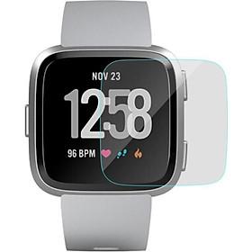 Miếng Dán Bảo Vệ Màn Hình Đồng Hồ 9H Cho Fitbit Versa