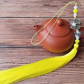 Móc khóa Ma đạo tổ sư Chuông bạc Giang gia móc tua rua dây chuyến (8 mẫu)