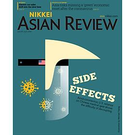 [Download Sách] Nikkei Asian Review: Side Effects - 26.20, tạp chí kinh tế nước ngoài, nhập khẩu từ Singapore