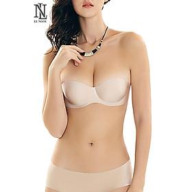 Áo ngực đúc su không dây nâng đẩy ngực cao cấp 918- Lê Ngọc Fashion