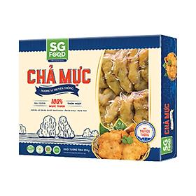 [Chỉ Giao HCM] - Chả mực hương vị truyền thống SG Food hộp 250g