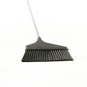 Chổi quét nhà cán dài rời bằng nhựa cao cấp, màu đen - Hàng nội địa Nhật Bản
