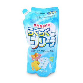 Nước tẩy quần áo màu an toàn 720ml - Nội địa Nhật Bản