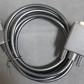 Cáp Chuyển Đổi DisplayPort To VGA dài 1m8 - DP ra VGA - DP sang VGA
