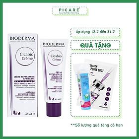 Kem Dưỡng Da BIODERMA CICABIO Cream 40ml - 28001